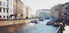 Санкт-Петербург, фото: Daria Nepriakhina, Pixabay