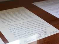 Münchner Abkommen (Foto: Štěpánka Budková)