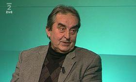 Professor Pavel Přibyl; Foto: Tschechisches Fernsehen