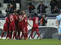 Bordeaux - Slavia Prague, photo: AP Photo/Bob Edme/ČTK
