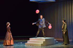 """Hamlet"" (Foto: Martin Popelář, Archiv des Festivals Opera)"