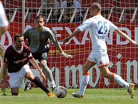 Sparta Prague - Baník Ostrava, photo: CTK