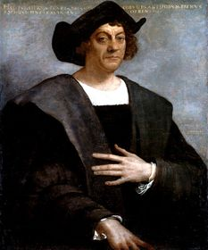 Cristóbal Colón (pintura de Sebastiano del Piombo)