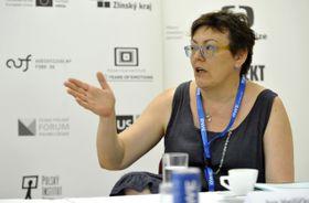 Iva Hejličková, photo: ČTK