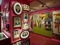 Exposition de scénographie de Brésil, photo: PQ