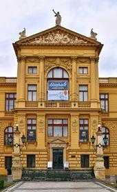 El Museo de la Ciudad de Praga, foto: VitVit, CC BY-SA 4.0