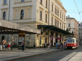 Вокзал им. Масарика (Фото: Мариан Войтек, Чешское радио)