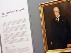 Tomáš Garrigue Masaryk (Foto: Barbora Němcová)