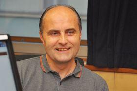 Иржи Гейнар, фото: Мариан Войтек, Архив Чешского Радио