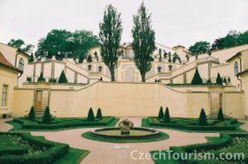 Вртбовский сад, Фото: Czechtourism