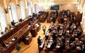 Tschechisches Abgeordnetenhaus (Foto: ČTK / Michal Krumphanzl)