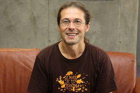 Координатор проекта Czech Team Ян Пинёс, Фото: Адам Кебрт - Чешское радио