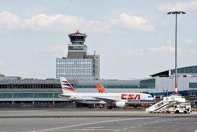 El aeropuerto Václav Havel de Praga, foto: Filip Jandourek