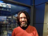 Andrés Neuman, foto: Dominika Bernáthová