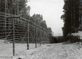 Пограничная полоса ЧССР, фото: архив Службы безопасности