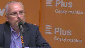 Petr Dufek (Foto: Archiv des Tschechischen Rundfunks)