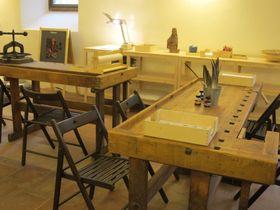 Atelier für Kinder (Foto: Martina Schneibergová)