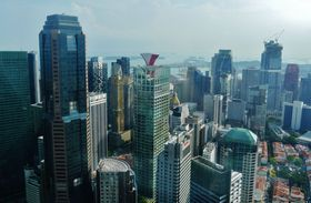 Singapur (Foto: Zairon, Wikimedia Commons, CC BY-SA 4.0)