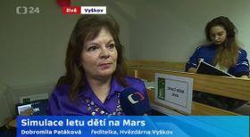 Dobromila Patáková, foto: ČT