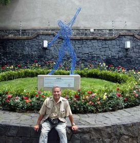 Ariosto Otero, foto: archiv Edny Gómez Ruiz