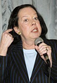 Yvonne Přenosilová, photo: CTK
