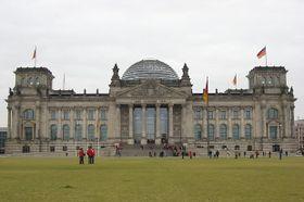 Reichstag - Sitz des Deutschen Bundestages (Foto: Lordnikon)