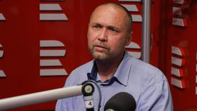 Jakub Frydrych, foto: Kristýna Hladíková, Archivo de ČRo