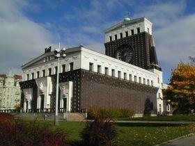 La iglesia del Sagrado Corazón en Praga, foto: Jana Šustová, ČRo