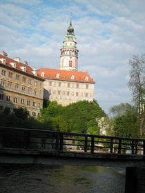 Castillo y palacio de Český Krumlov, foto: Magdalena Kašubová
