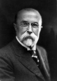 Tomáš Garrigue Masaryk, photo: Library of Congress / Public Domain
