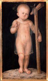 Segnendes Jesuskind (Foto: Archiv der Nationalgalerie)