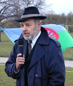 Karel Holomek, předseda Sdružení Romů na Moravě