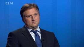 Jan Kněžínek, photo: Czech Television