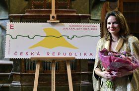 Eliška Kaplický Fuchsová, foto: ČTK