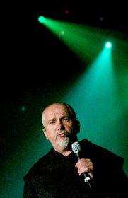 Peter Gabriel, foto: CTK
