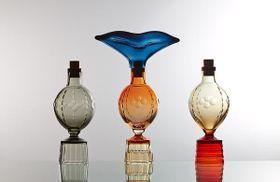 Чешское стекло, иллюстративное фото: Чешский центр Лондон