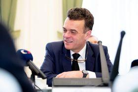 Tomáš Czernin, foto: archiv Senátu Parlamentu ČR