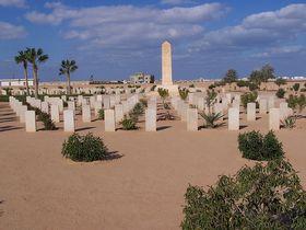 Военное кладбище в Тобруке, Фото: gordontour, CC BY-NC-ND 2.0