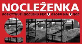 «Nocleženka» (Билет на ночлег), фото: Армия спасения
