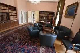 El apartamento de Jan Masaryk, foto: Ondřej Tomšů