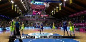 USK Praga - Dynamo Kursk, foto: ČT Sport