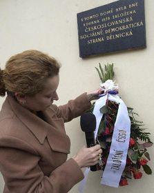 Petra Buzkova, photo: CTK