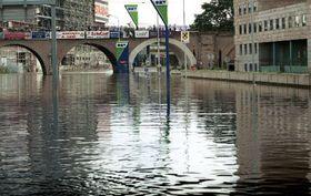 Inundaciones en Praga,foto: CTK
