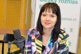 Pavla Gomba (Foto: Eva Dvořáková, Archiv des Tschechischen Rundfunks)