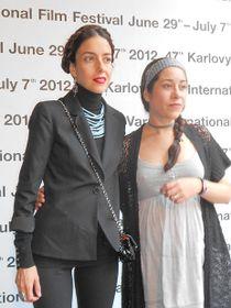 Cecilia Suárez y Lucía Carreras
