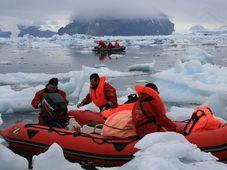 Антарктида, Фото: Архив брненского университета им. Масарика