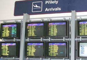 Flughafen Prag - Ruzyne