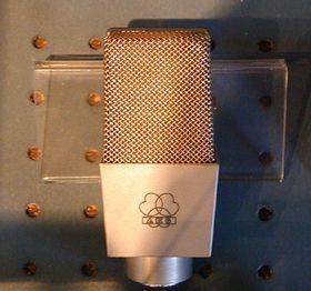 Микрофон (Фото: Йитка Грабанкова)