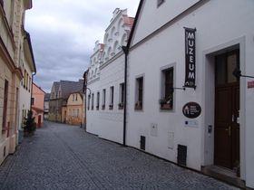 Muzeum čokolády amarcipánu vTáboře, foto: archiv Českého rozhlasu - Radia Praha
