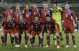 El equipo de fútbol de la República Checa